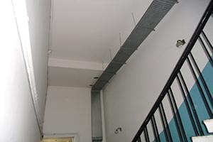 Substituição Das Prumadas Elétricas Prediais