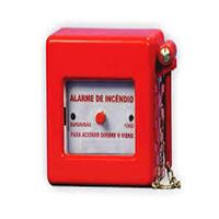 Instalação de Alarme de Incêndio em SP